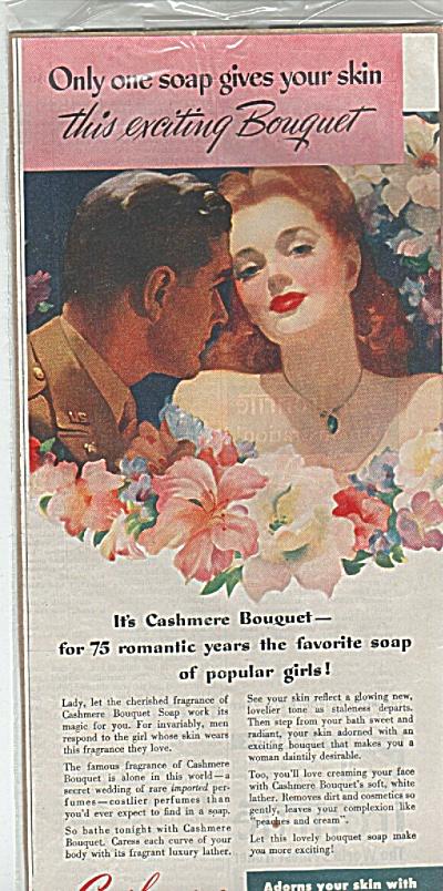 Cashmere bouquet soap ad 1944 (Image1)