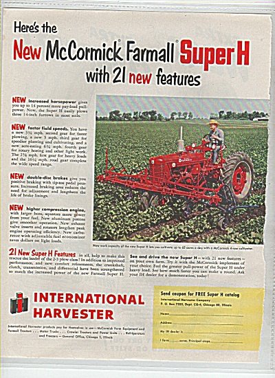 International harvester ad 1949 (Image1)