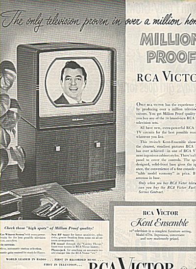 RCA Victor - TONY MARTIN  - ad 1950 (Image1)