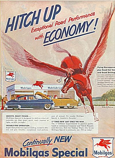 Mobilgas special ad 1950 (Image1)