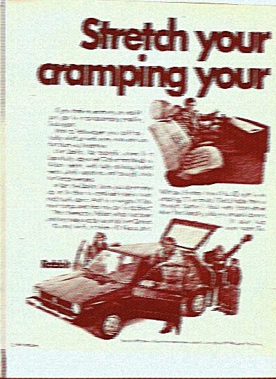 VolksWagen automobile ad 1977 (Image1)