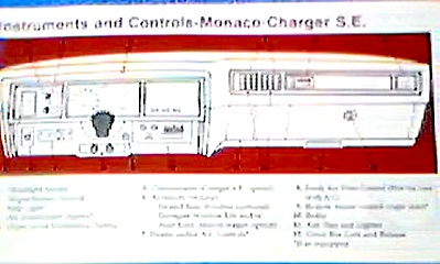 1977 Dodge Charger + More Owners Manual (Image1)