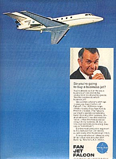 1969 Pan Am Airlines Black Americana AD (Image1)