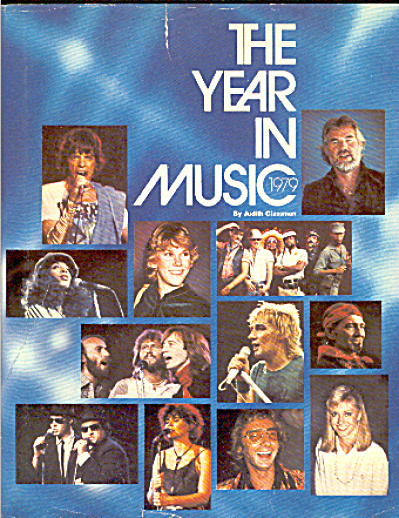 The Year In Music 1979 Hc W/ Dj Rock Country