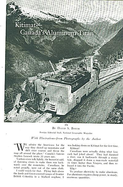 KITIMAT- Canada's Aluminum Titan 1956 (Image1)