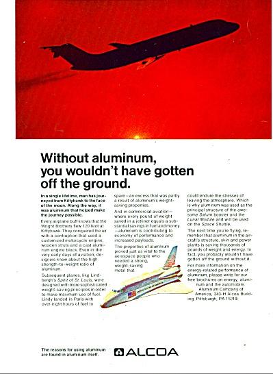 Alcoa aluminum ad 1974 (Image1)