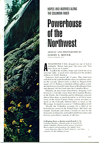 Powerhouse of the NORTHWEST story - 1974 (Image1)