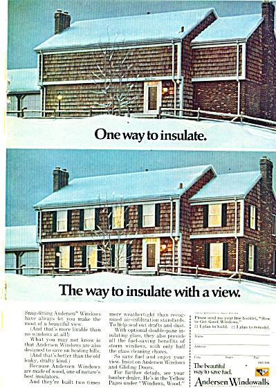 Andersen Windowalls ad 1974 (Image1)