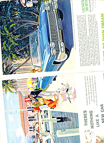 general Motors autos 1960 ad (Image1)