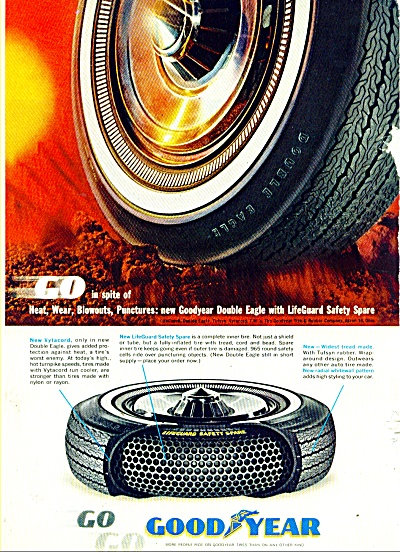 Goodyear tires ad 1963 (Image1)