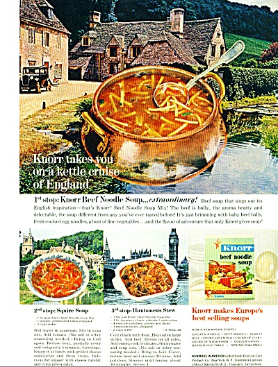 Knorr soup ad 1963 (Image1)