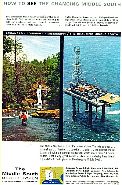 1963 The Middle South Utilities System ad 1963 (Image1)