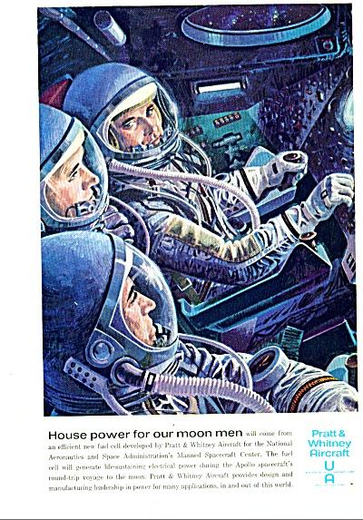 Pratt & Whitney aircraft ad 1963 (Image1)