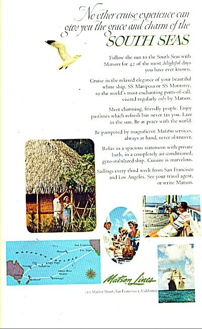 Matson Lines ad 1963 (Image1)