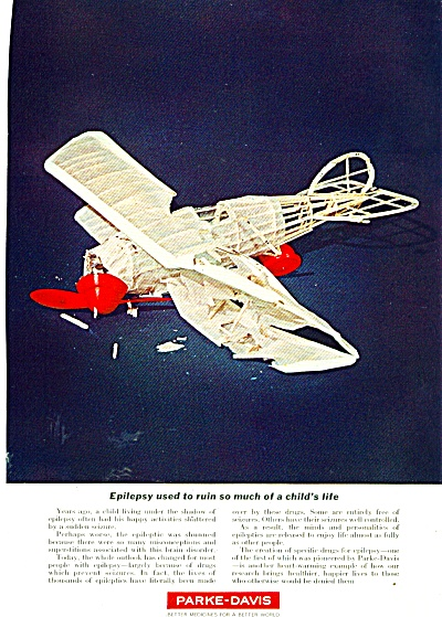 Parke-Davis Medicines ad 1963 (Image1)