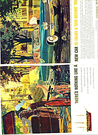 General Motors ad in 1960 (Image1)