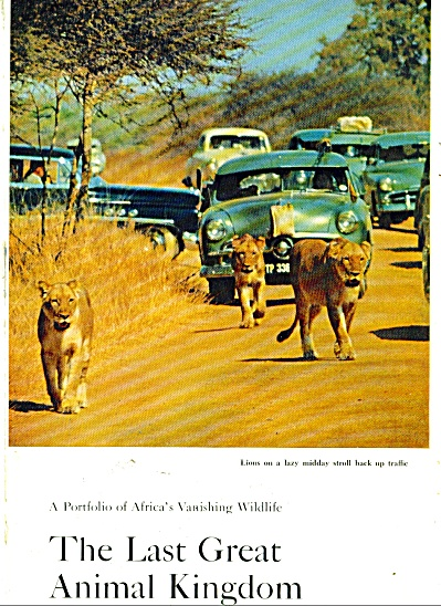 The Last Great Animal Kingdom Story - 1960