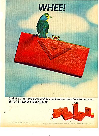 Lady Buxton purses ad - 1981 (Image1)