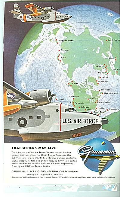 grumman aircraft ad 1955 (Image1)