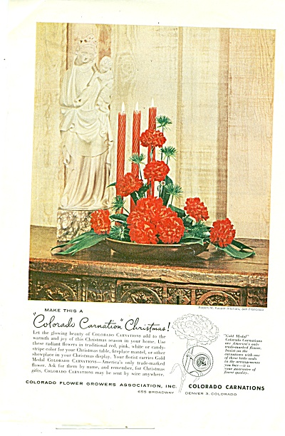 Colorado Flower growers association ad 1960 (Image1)