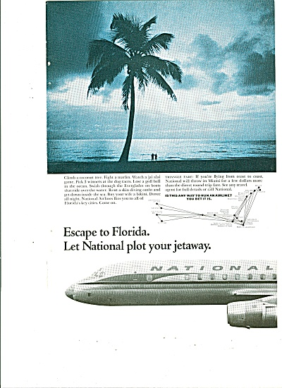 National airline ad 1963 (Image1)