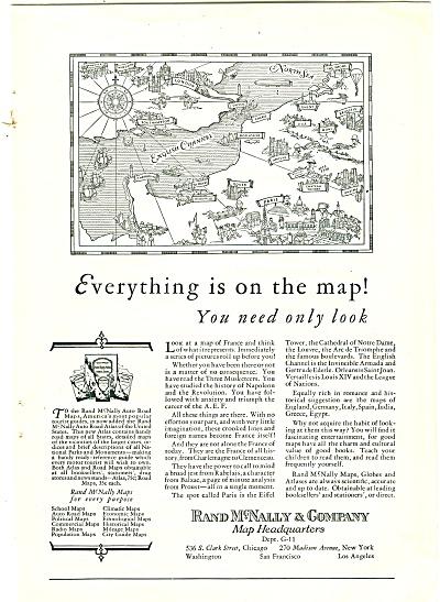 Rand McNally & Company ad1926 (Image1)