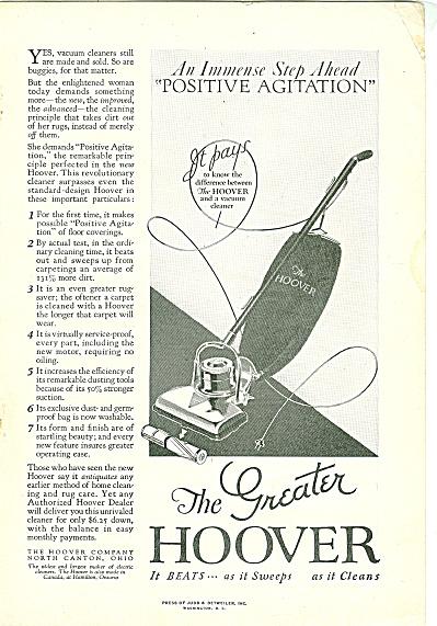 Hoover vacuum ad1926 (Image1)