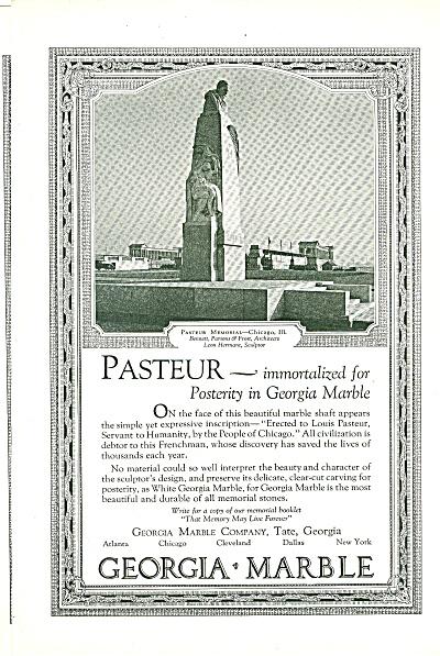 Georgia Marble  ad 1929 (Image1)