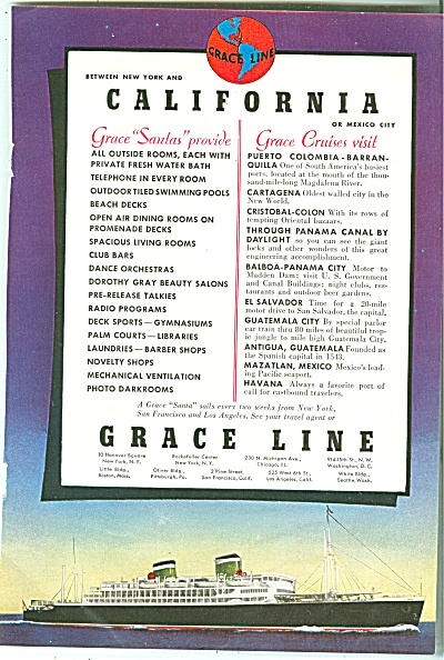 Grace Line ad 1937 (Image1)