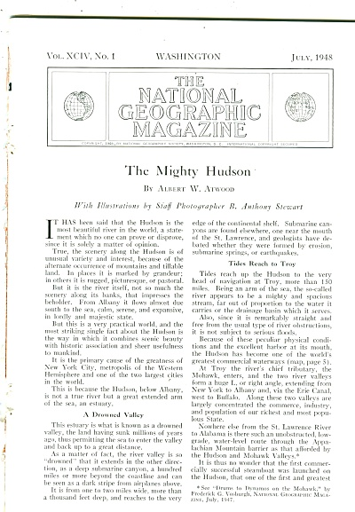 The Mighty Hudson Story - 1948 32 Pages