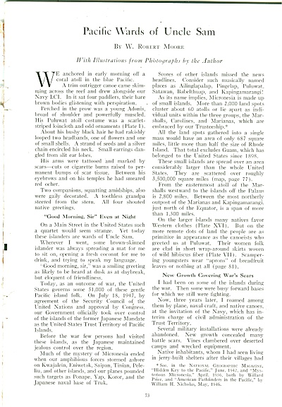 The Mighty Hudson Story - 1948 32 Page Story