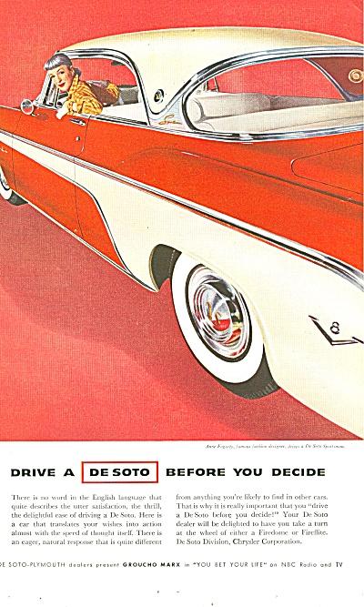 DeSoto automobil,e ad 1955 (Image1)