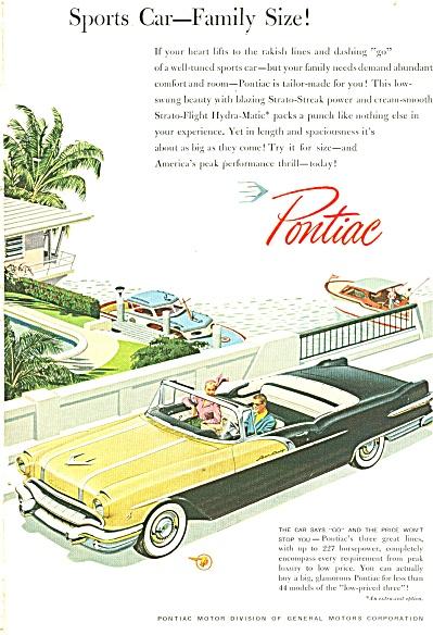 Pontiac automobile ad 1956 (Image1)