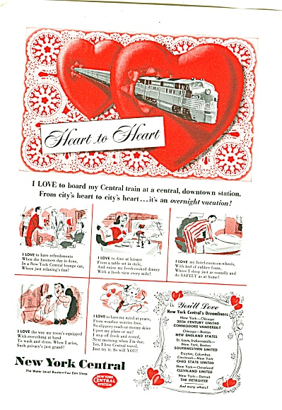 New York Central ad 1951 (Image1)