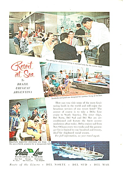Delta Line ad 1958 (Image1)