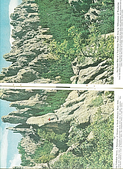 Back To The Historic Black Hills - 1956