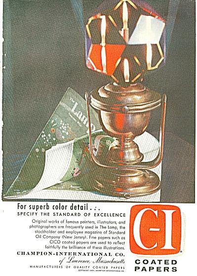 Champion-International co. - 1957 (Image1)