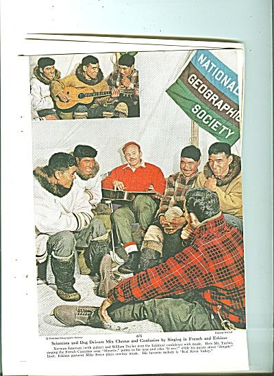 Vanished Mystery men of HUDSON BAY  1956 (Image1)