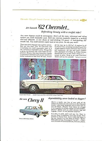 Chevrolet - Chevy II ad 1962 (Image1)