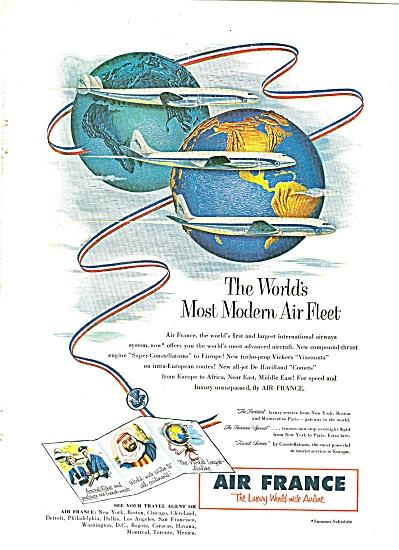 Air France ad 1953 (Image1)