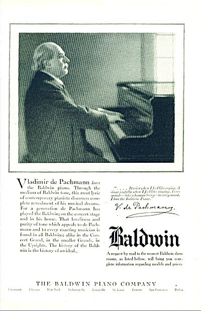 Baldwin piano co.  1925 (Image1)