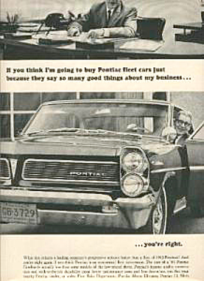 1963 Pontiac Catalina Fleet Trade Car AD (Image1)