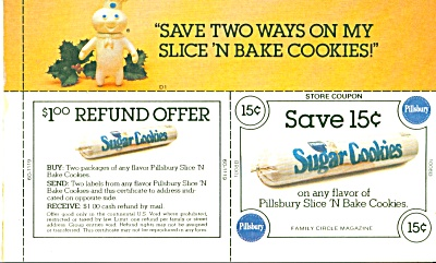 Sugar Cookies Pillsbury Ad (Image1)