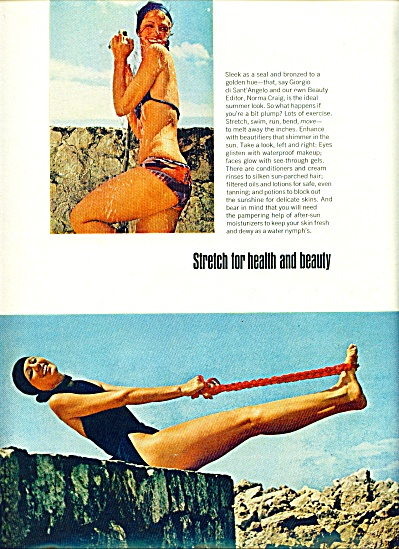 1970 Stretch for Beauty McCall's NORMA CRAIG (Image1)