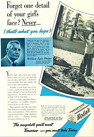 Kodak film  Ad (Image1)