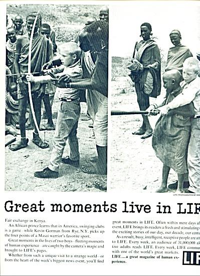 1962 Kevin Gorman - African Prince Life AD Ke (Image1)