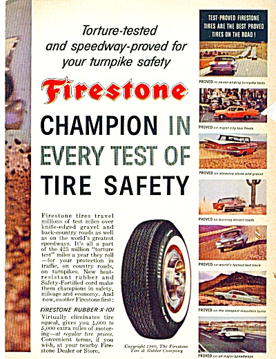 Firestone tire ad - April 1960 (Image1)