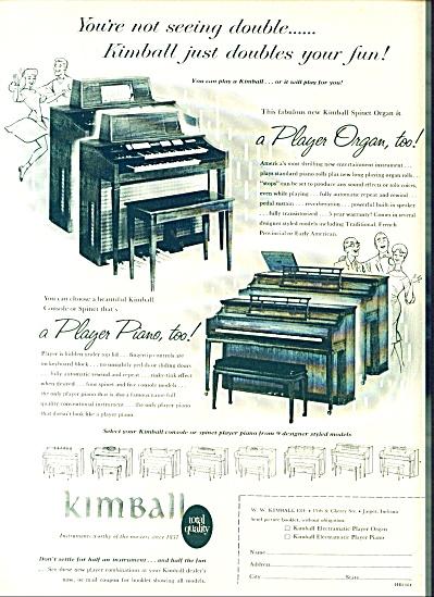 Kimball piano ad - Nov. 1964 (Image1)