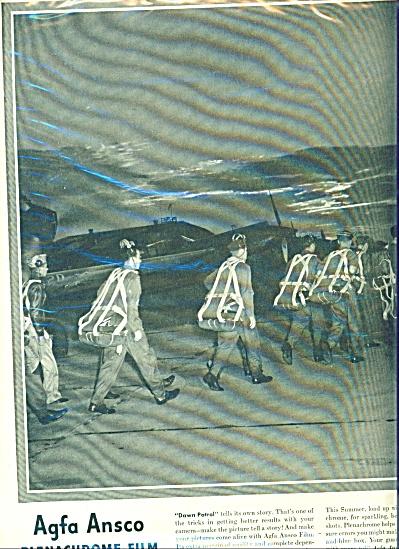 Agfa Ansco film ad (Image1)