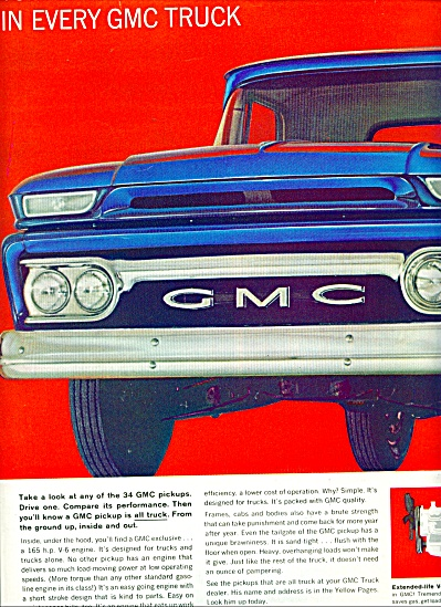 General Motors Trucks ad - June 9, 1962 (Image1)